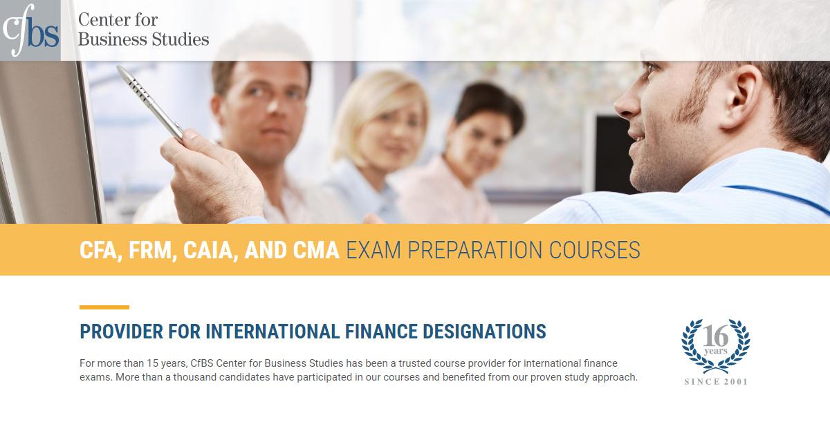 CFA Level 1 Study Materials | Question Bank, Mock Exams ...